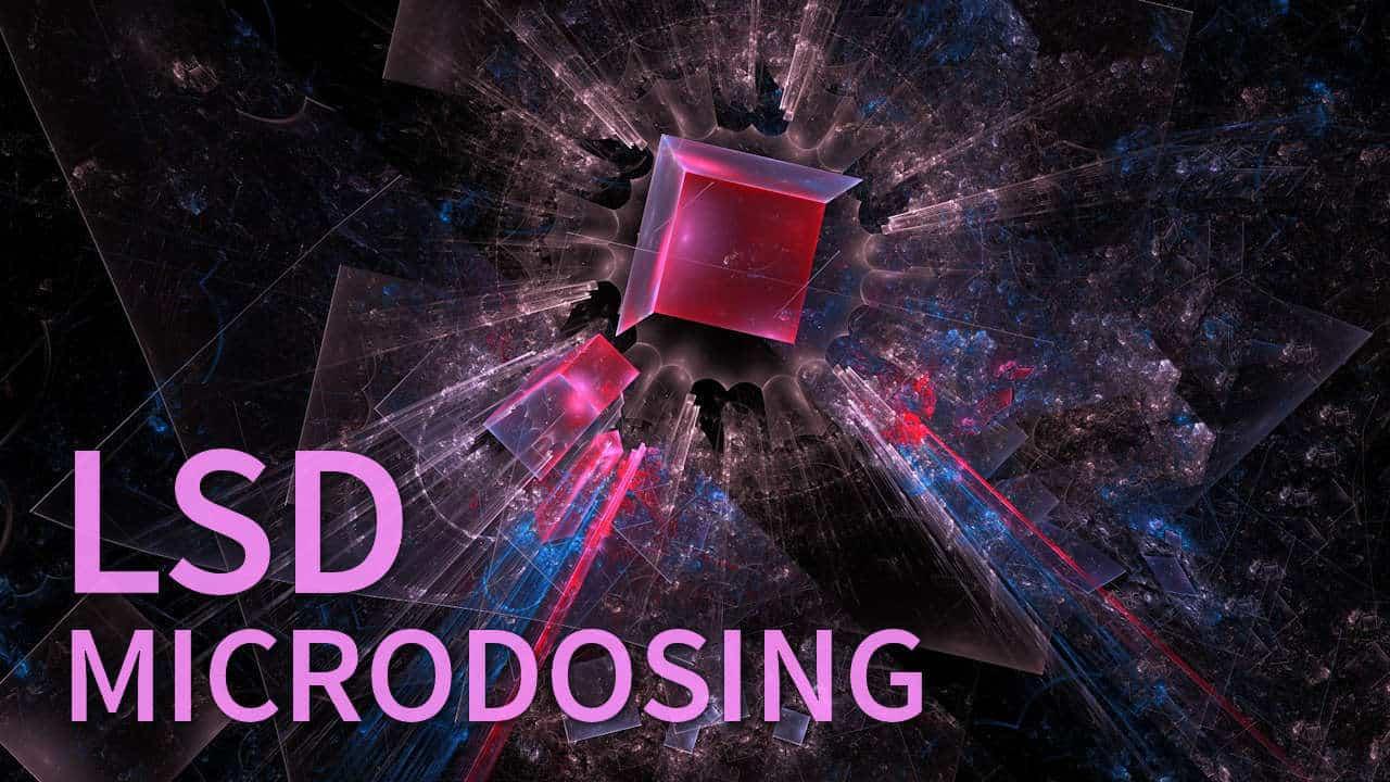 LSD-Microdosing
