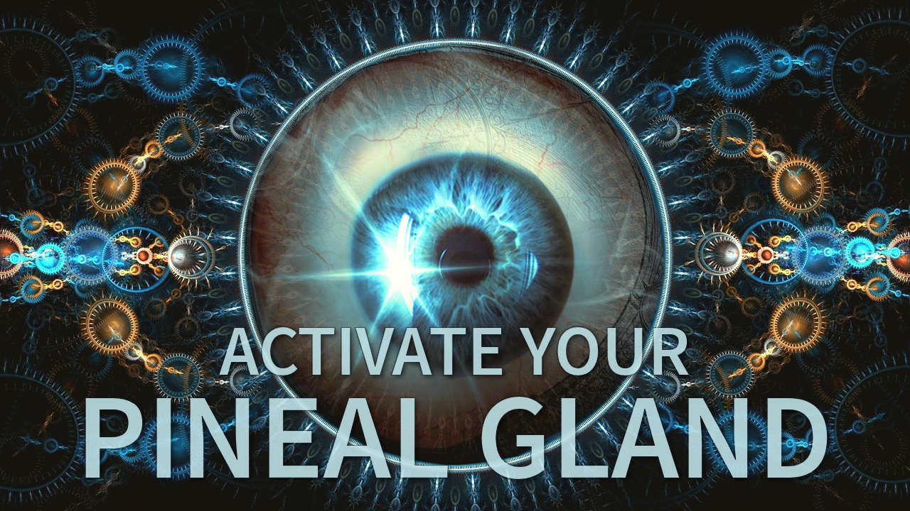 Pineal-Gland-Activation