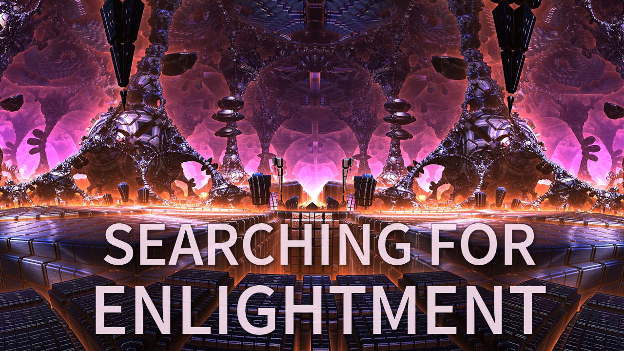 Searching-Enlightment