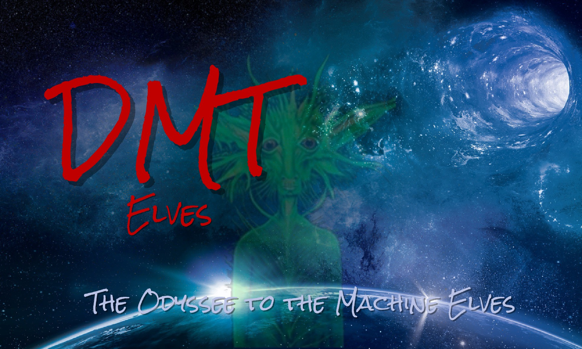 dmt elves machine elves